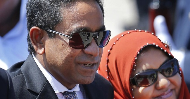 Maldives president names new VP after previous one is ousted