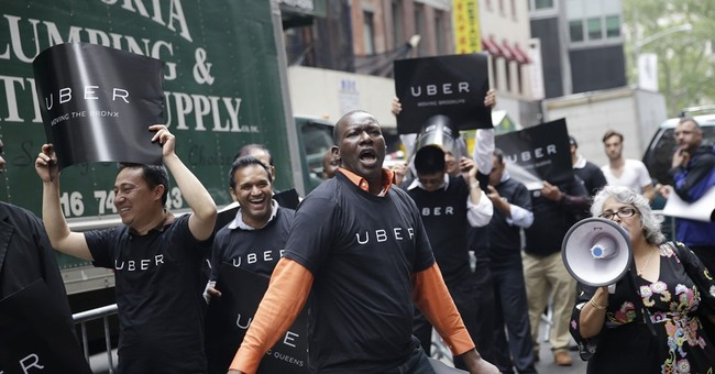 Uber growth unhampered in surprise deal with NYC