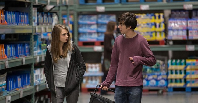 Review: 'Towns' is modest, middle-of-the-road teen drama