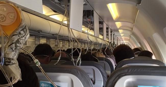 Flight makes emergency landing after passengers feel ill