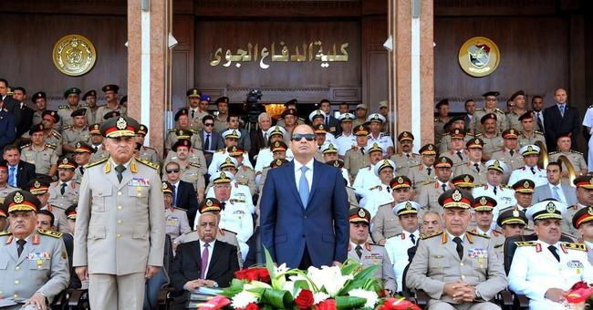 Correction: Egypt story