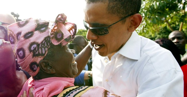 Obama and Kenya: 1st trip to father's homeland as president