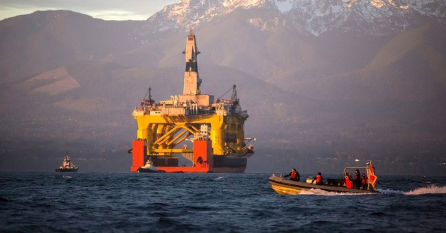Shell gets permits for limited oil drilling in Arctic waters