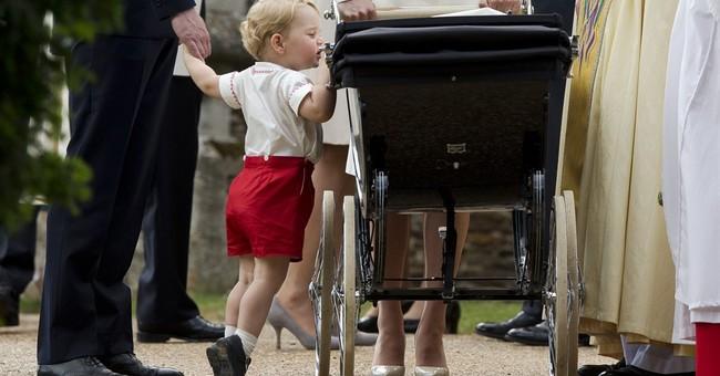 Royals celebrate Prince George's 2nd birthday