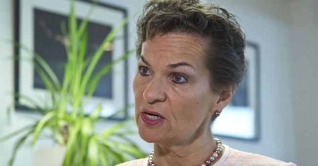AP Interview: UN climate chief: Paris to set 50-year agenda