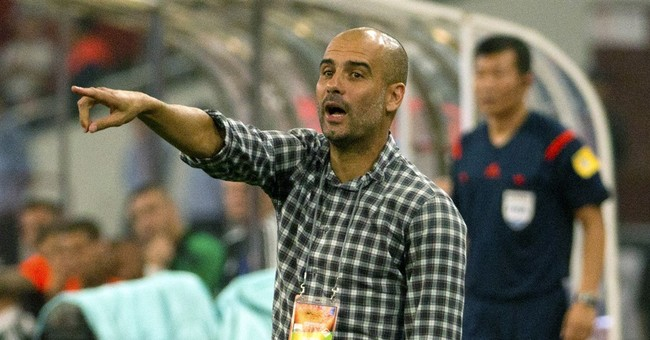 Bayern coach Pep Guardiola backs Catalan independence push