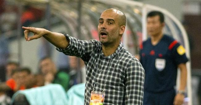 Bayern coach Pep Guardiola backs Catalan independence push
