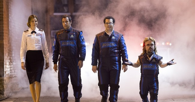 Review: Disappointing 'Pixels' falls apart before it begins
