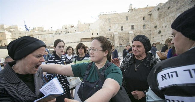 Israeli government clashes with liberal Jewish streams