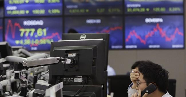Tech shares lead an early slump for US stocks