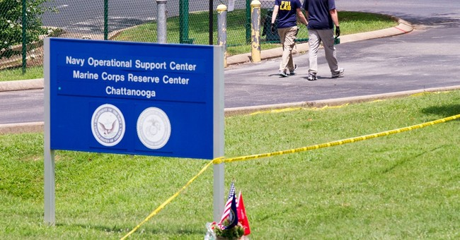 Unarmed troops scrambled to get away from Chattanooga gunman