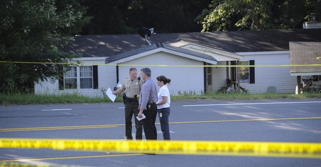 Authorities: Man kills wife, 2 children in murder-suicide