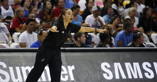 Silver has 'no doubt' NBA could see a female head coach