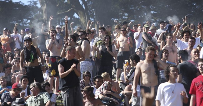 Report: Pot legalization in California presents trade-offs