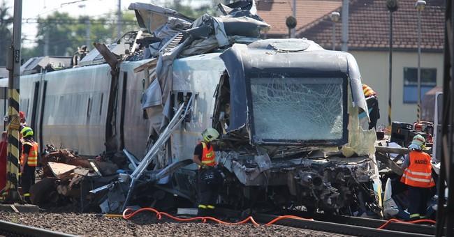 Death toll in Czech high speed train crash reaches 3