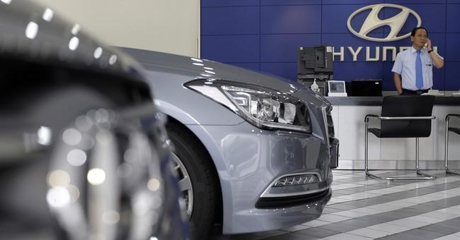 Hyundai Motor's 2Q earnings down 24 percent