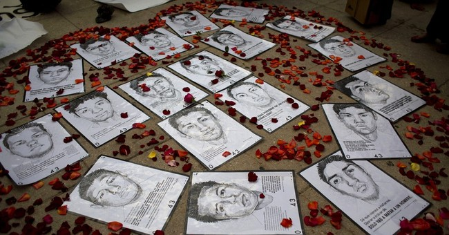 Mexico rights group: Errors, omissions in case of 43 missing