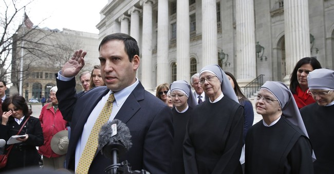 Colorado nuns appeal birth control ruling to Supreme Court