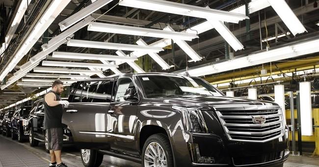 GM tops 2Q profit forecasts on trucks, SUVs