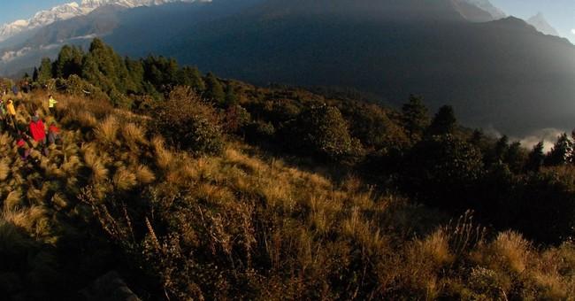 Hiking trails around Annapurna deemed safe after Nepal quake