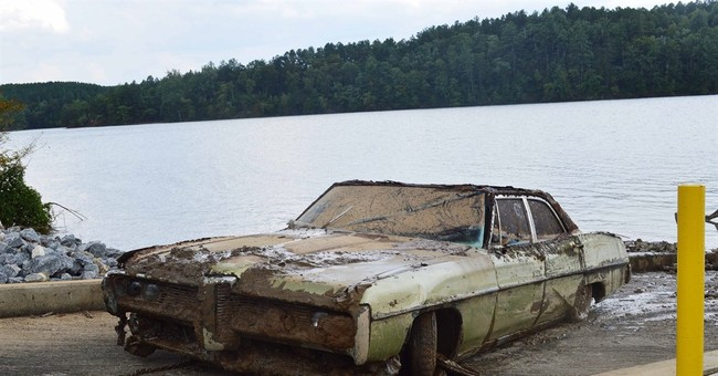 Remains found in car after 43 years may bring family closure