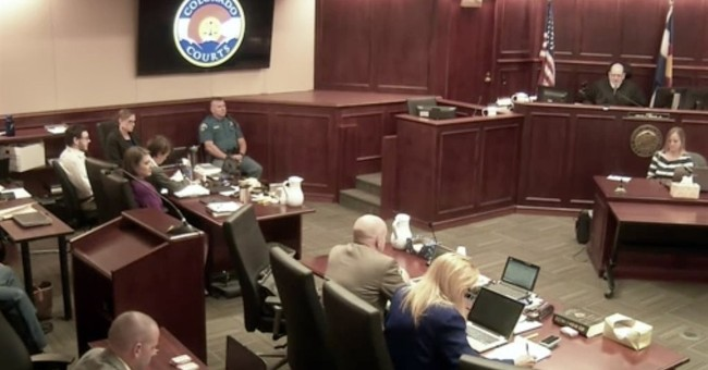 The Latest: Theater shooting testimony to continue Friday