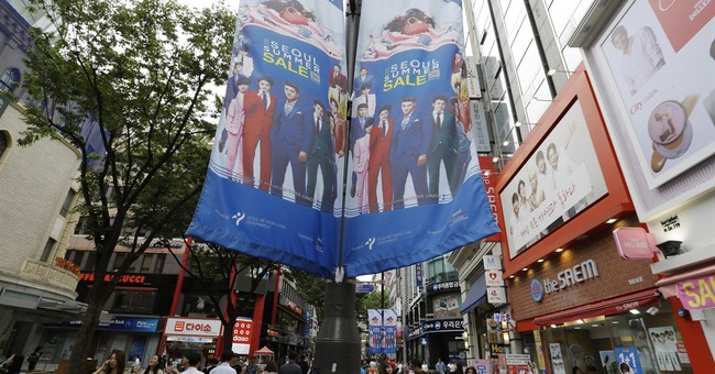 South Korea's growth slowest in more than 2 years
