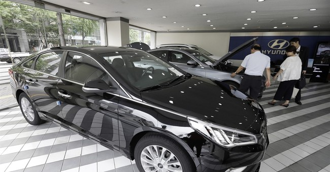 Hyundai Motor's 2Q earnings down 24 percent