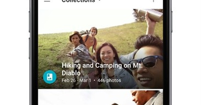 Review: Google photo service is strong on search