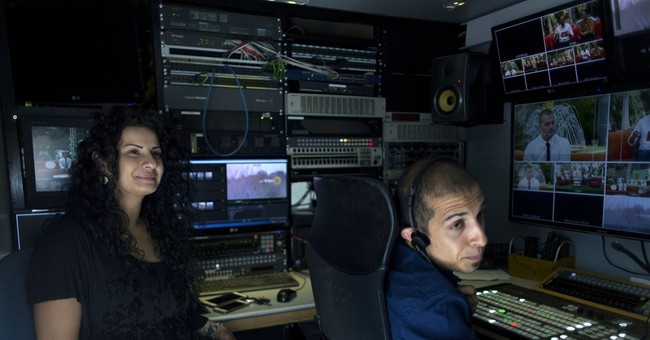Palestinian-funded TV channel for Israeli Arabs challenged