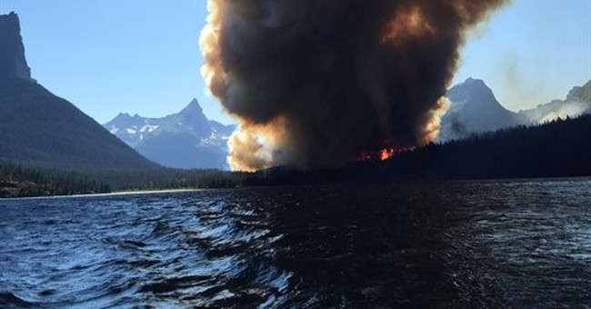 The Latest: Blaze cuts off highway from California to Nevada