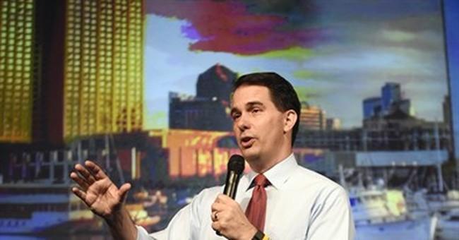 Wisconsin Gov. Scott Walker criticizes Iran nuclear deal