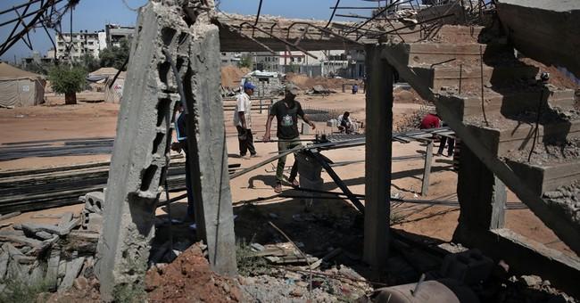 After delays, construction begins on destroyed homes in Gaza
