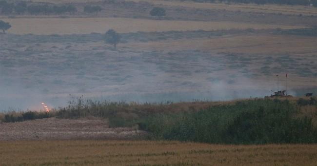 IS militants kill Turkish soldier near Syria border