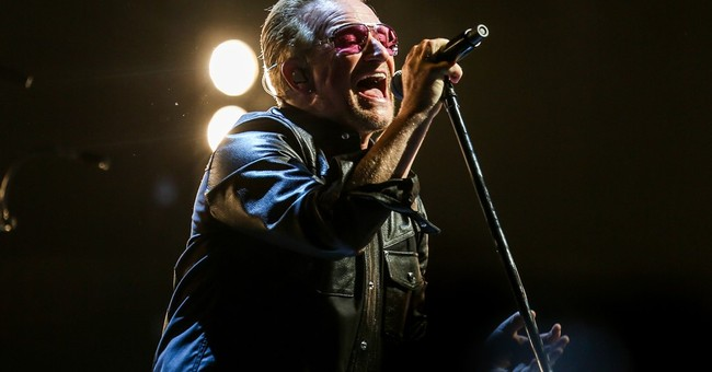Bono teams up with Revo for eye care awareness