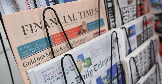 Japan's Nikkei lands Financial Times in $1.3 billion deal