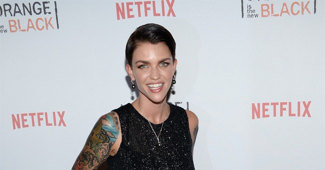 Ruby Rose breaks out on Netflix's 'Orange is the New Black'