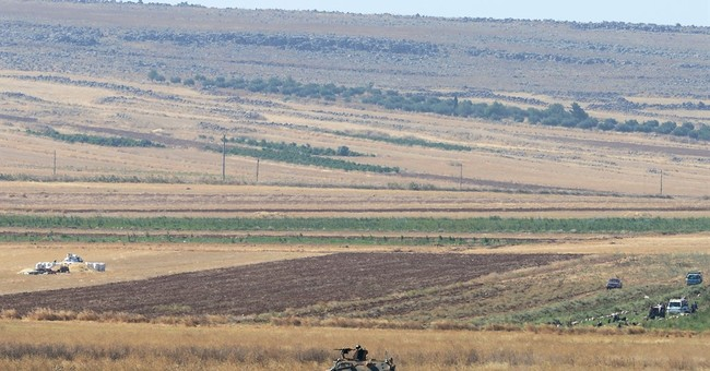 In shift, Turkish jets strike Islamic State targets in Syria