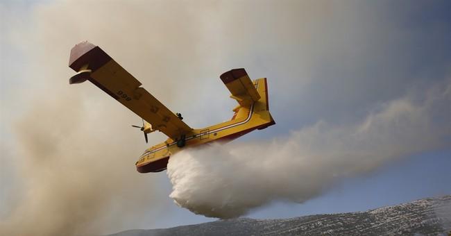Croatia battles wildfires at height of tourist season