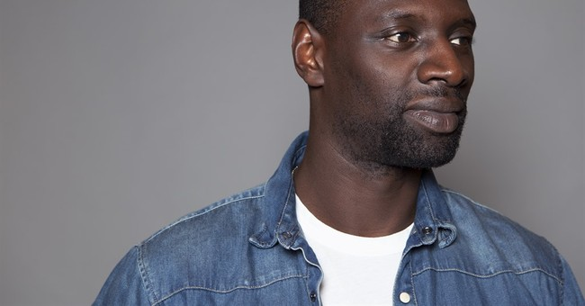 International star Omar Sy learns the language of Hollywood