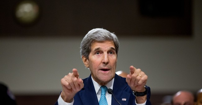 Kerry calls talk of better Iran deal a 'fantasy'