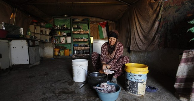 A Palestinian village braces for Israeli demolition