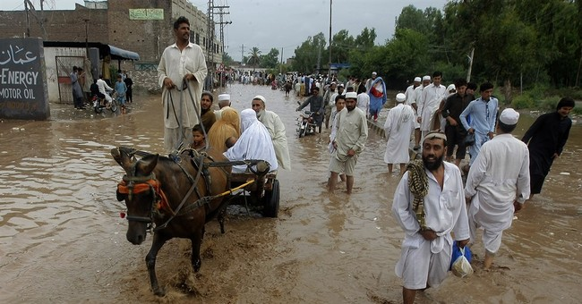 Floods triggered by rains kill 12 more people in Pakistan