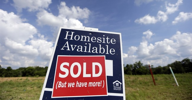 US new-home sales hit June slump