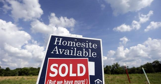 US new-home sales hit June slump