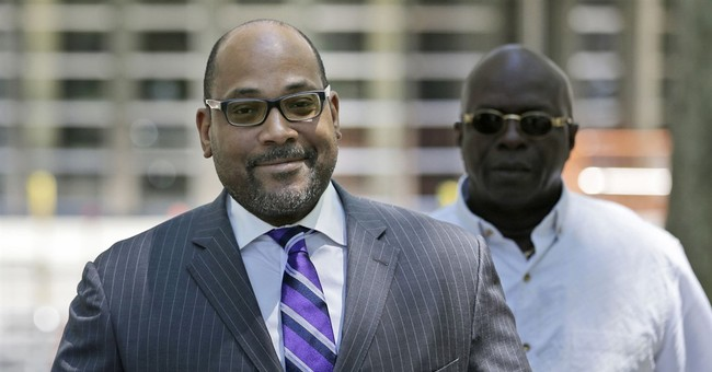 NY state Sen. Sampson found guilty of obstruction