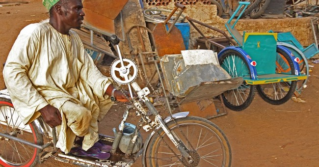 Nigeria celebrates 1 year with no new polio cases