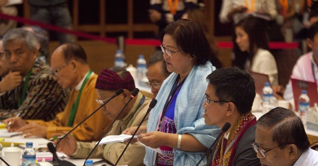 Myanmar ethnic peace talks recess without peace agreement