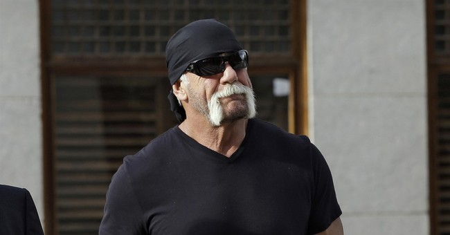 WWE cuts ties with Hulk Hogan amid report that he used slurs