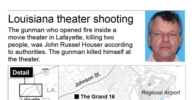 Theater gunman built reputation as an angry provocateur